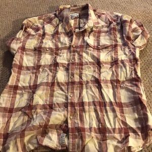*BRAND NEW* men's flannel shirt